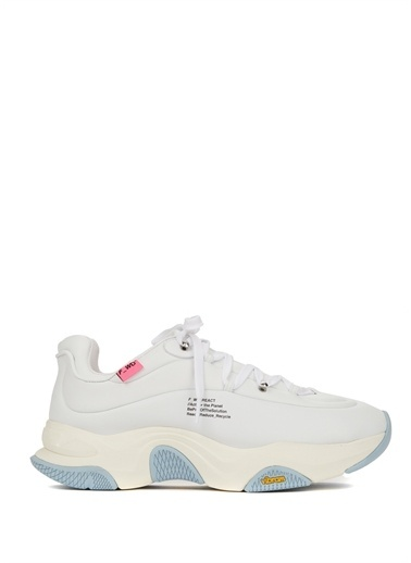 F_Wd Sneakers Beyaz